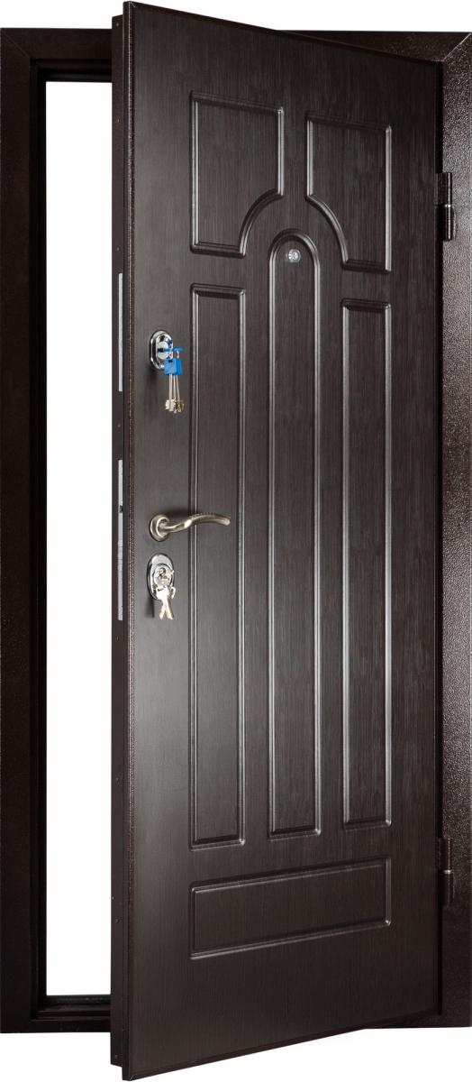 купить металлическую входную дверь с установкой недорого